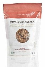 Purely Elizabeth B30097 Purely Elizabeth Original Ancient Grain Granola Cereal -6x12.5 Oz