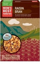 Moms Best Naturals B34645 Moms Best Raisin Bran Cereal -14x22 Oz