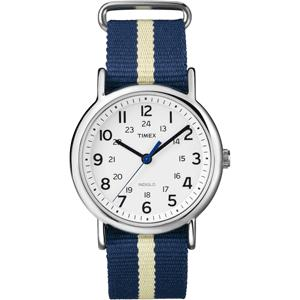 Timex Weekender Slip Through Full-Size - Navy-Tan