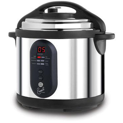 Wear Ever T-Fal- CY4000001 Emeril Electric Pressure Cooke at Sears.com