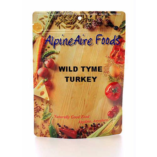 Alpine Aire Foods 11401 Wild Thyme Turkey