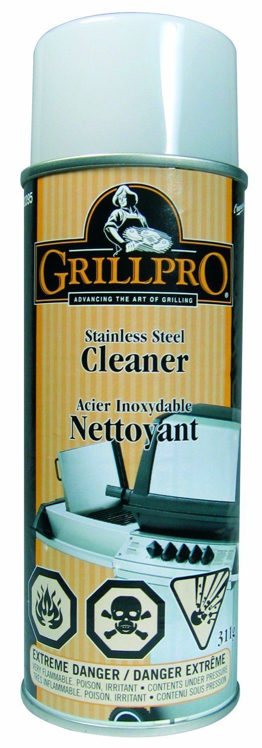 Onward Grill Pro 70395 Stainless Steel Cleaner & Polisher