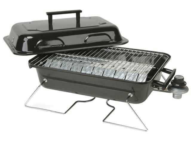 Akerue Industries 30005 Portable Tabletop Gas Grill