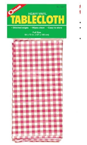 Coghlans 7920 Tablecloth