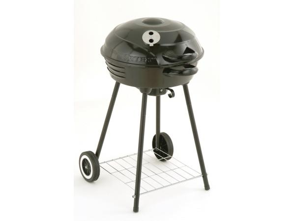 Akerue Industries 20418 18 in. Black Charcoal Grill