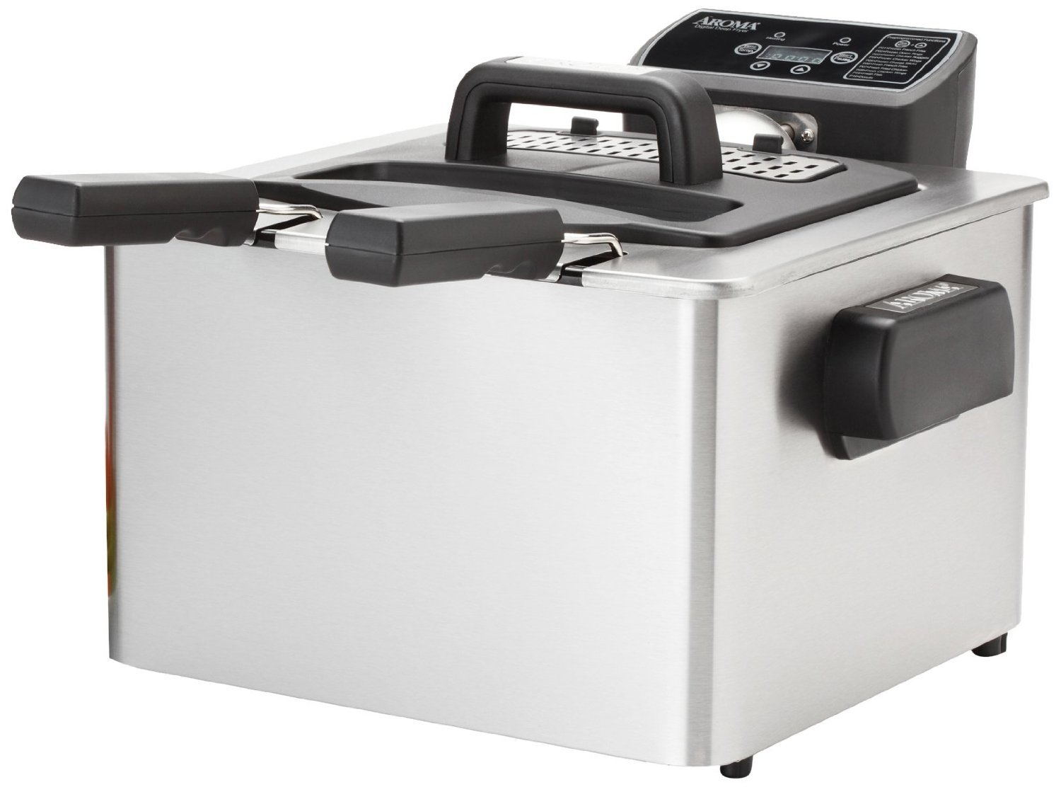 Image of Aroma ADF-232 Smart Fry XL 4-Quart Digital