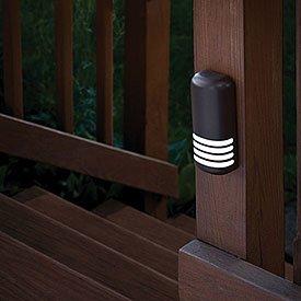 Xodus Innovations BL670 Deck Marker Light - Bronze