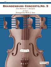 Alfred 00-12757 Brandenburg Concerto No. 5