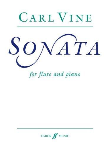 Alfred 12-0571514723 Flute Sonata