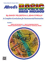 Alfred 00-1620 Alfred s Basic Band Method- Book 1
