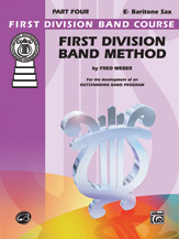 Alfred 00-FDL00230 First Division Band Method- Part 4