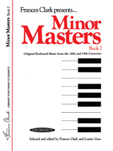 Alfred 00-1006X Minor Masters- Book 2