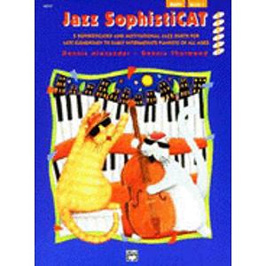 Alfred 00-14406 Jazz SophistiCat- Book 1