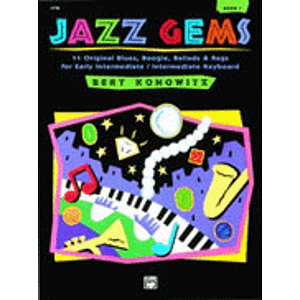 Alfred 00-14757 Jazz Gems- Book 2