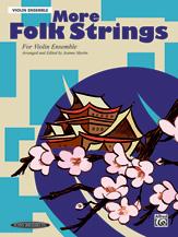 Alfred 00-16620X More Folk Strings for Ensemble