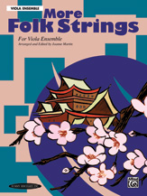 Alfred 00-16701X More Folk Strings for Ensemble