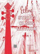 Alfred 00-12663 Etling String Class Method- Book 1