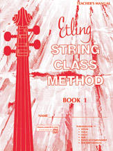 Alfred 00-12664 Etling String Class Method- Book 1