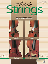 Alfred 00-16858 Strictly Strings- Book 3