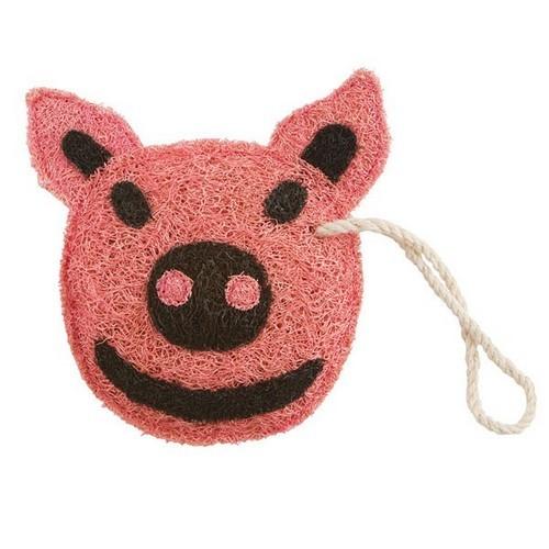Loofah Art LOOF2006 Piggy