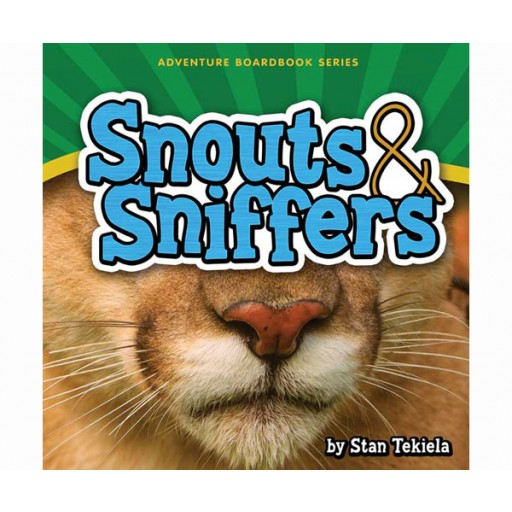 Adventure Publications Inc. AP34264 Snouts and Sniffers