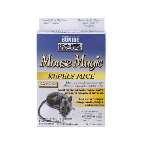 Bonide BONIDE865 Mouse Magic 4 pk