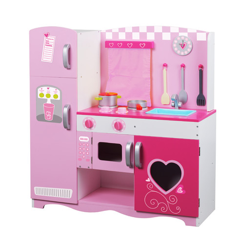 Classic Toy 4119 Pink Kitchen