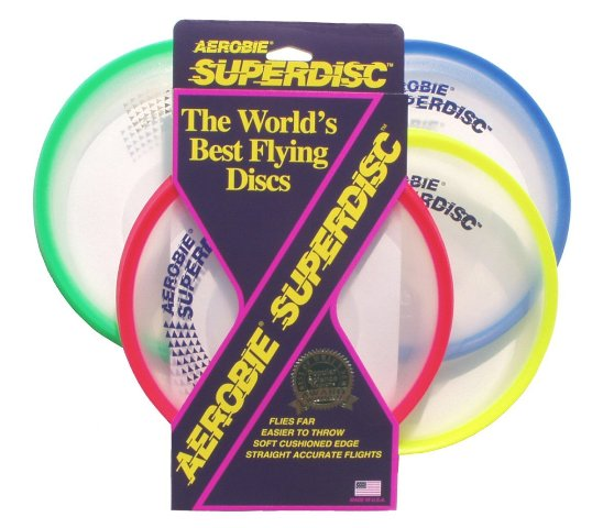 Image of Aerobie Inc 25R12 Superdisc