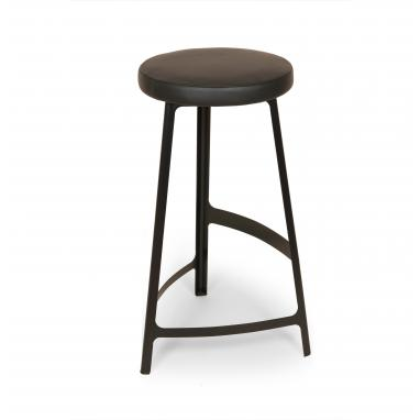 Kirch FEC0419BLK The Askersund Stool - Black