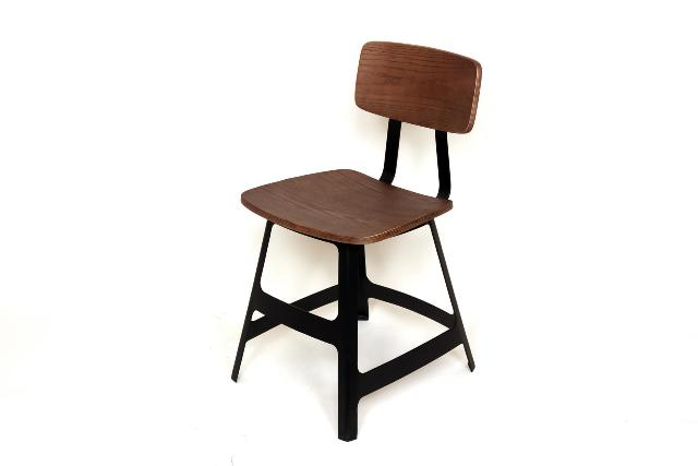 Kirch FEC0420BLK The Avesta Stool - Black