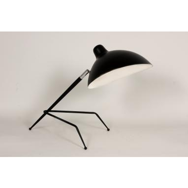 Kirch LM1781TBLK The Nicklas Table Lamp
