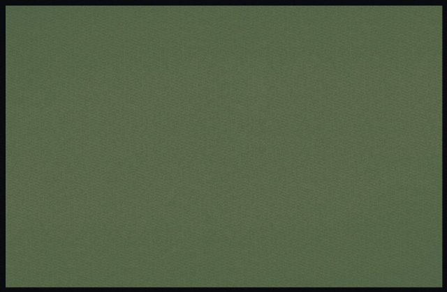 Learning Carpets CPR 560 Solid Military Green - Rectangular Rug