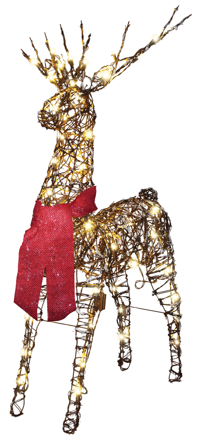 Costumes For All Occasions SS87721G Starry Night Grapevine Deer at Sears.com