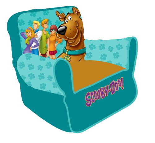 Warner Brothers 31170 Scooby-Doo Paws Bean Chair