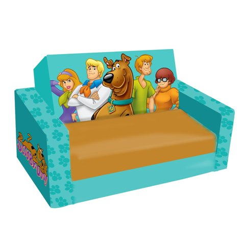 Warner Brothers 31163 Scooby-Doo Paws Kids Flip Sofa