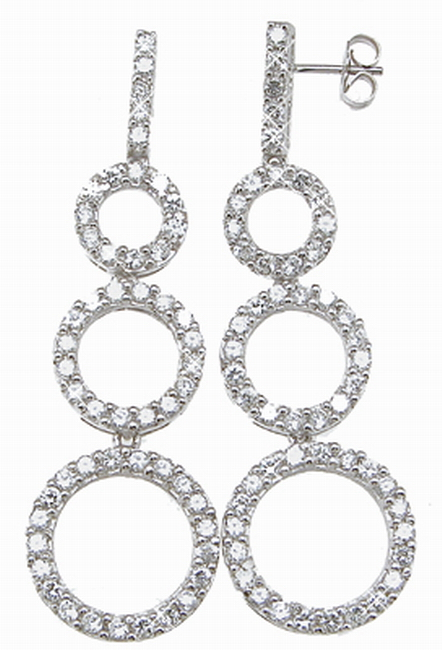 Plutus kke6342 925 Sterling Silver Rhodium Finish Princess Antique Style Bezel Pendant