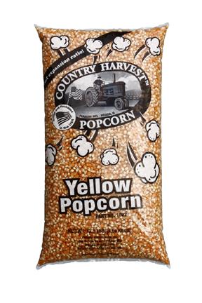 Paragon - Manufactured Fun 1022 Country Harvest Bulk Yellow Corn - 12.5 lb Bag