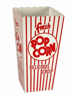 Paragon - Manufactured Fun 1044 Small Popcorn Scoop Box