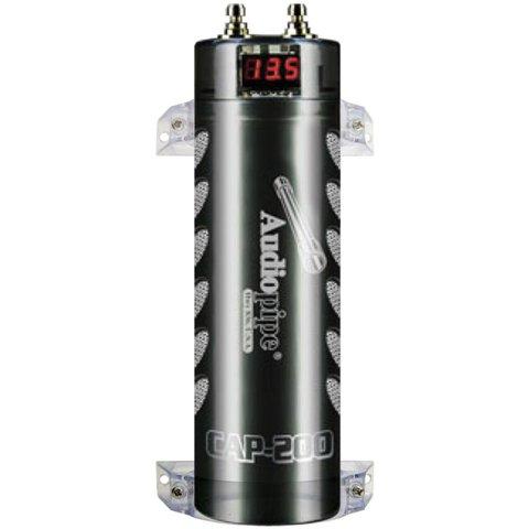 Image of Audiopipe 2.0 Farad Power Capacitor