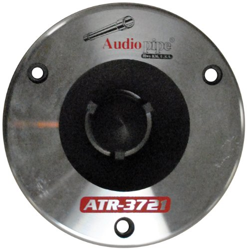 Audiopipe Titanium Super Tweeter, 350W Max, Pair