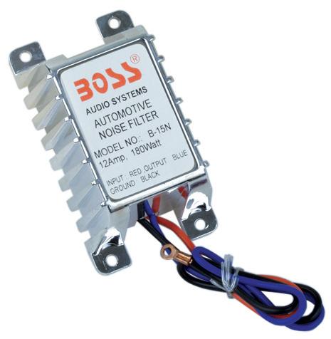 Boss 12 Amp automotive noise surpressor WHSL4626