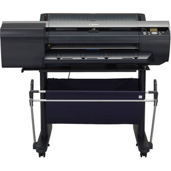 Canon 6554B002AA iPF6450 24 in. 12-Color LUCIA EX Ink