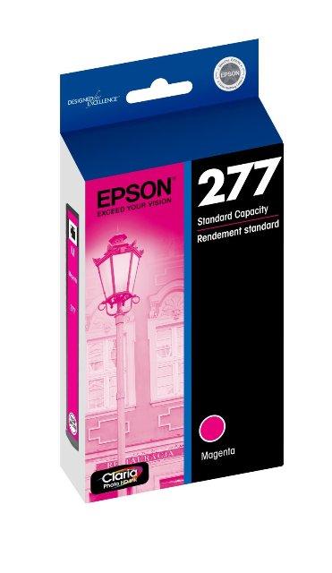 Epson T277320 Claria Photo HD Magenta Ink Cartridg