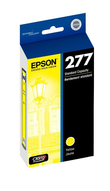 Epson T277420 Claria Photo HD Yellow Ink