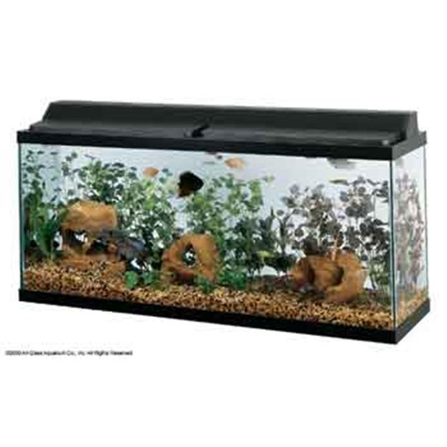 Details about All Glass Aquarium AAG21248 48 in. Fluorescent Deluxe ...