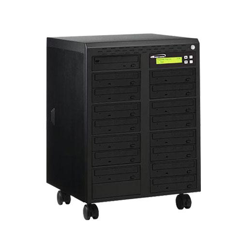 Vinpower Digital Econ-S15T-DVD-BK Econ Series 1 to 15 Target DVD CD Disc Duplicator Tower
