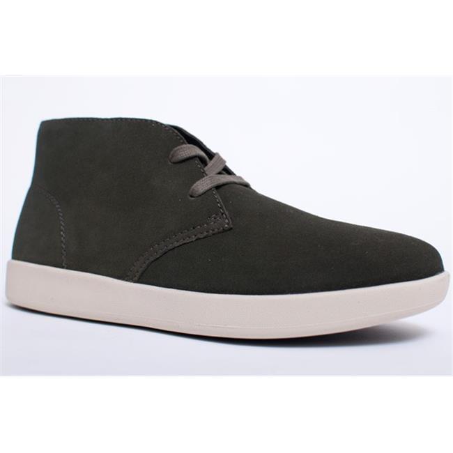 DDI-993274-Cadillac-Mens-Gareth-Shoes-Olive-Bone-Sizes-8-5-13-Case-Of-12