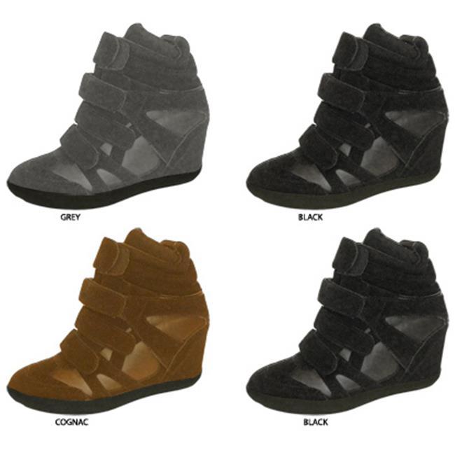 DDI-1483826-Ladies-3-in-Wedge-Sneakers-Case-Of-24