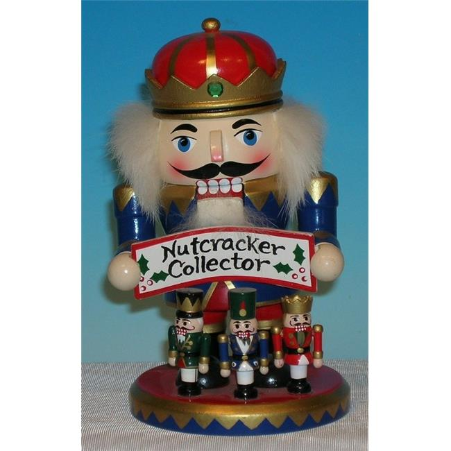 Horizons East 90112 Stubby Nutcracker Collector Nutc.
