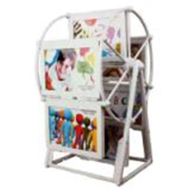 Creative Motion Industries 13336-9 Ferris Wheel Photo Frames